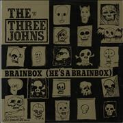 "The Three Johns Brainbox (He's A Brainbox) UK 12"" vinyl"
