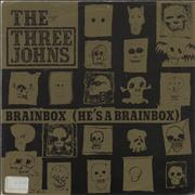 "The Three Johns Brainbox (He's A Brainbox) UK 7"" vinyl"