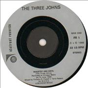 "The Three Johns Industry and Awol UK 7"" vinyl"