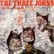 "The Three Johns Men Like Monkeys UK 12"" vinyl"