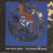 "The Three Johns Sold Down The River UK 7"" vinyl"