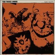 "The Three Johns Some History UK 12"" vinyl"