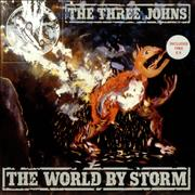The Three Johns The World By Storm UK vinyl LP