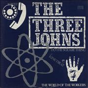 "The Three Johns The World Of The Workers UK 12"" vinyl"