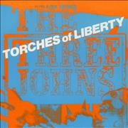 "The Three Johns Torches Of Liberty UK 7"" vinyl"