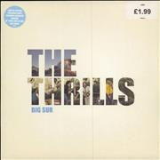Click here for more info about 'The Thrills - Big Sur - Blue Vinyl'