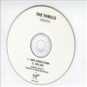 Click here for more info about 'The Thrills - Demos'
