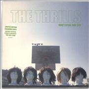 Click here for more info about 'The Thrills - Don't Steal Our Sun - Green Vinyl'
