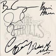 Click here for more info about 'The Thrills - Last Night I Dreamt That Somebody Loved Me  - Autographed!'