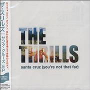 Click here for more info about 'The Thrills - Santa Cruz [You're Not That Far]'