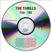 Click here for more info about 'The Thrills - Title - TBC'