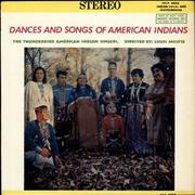 Click here for more info about 'The Thunderbird American Indian Singers - Dances And Songs Of American Indians'