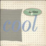 """The Time Cool UK 12"""" vinyl"""