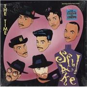 "The Time Shake - Shrink + Hype stickered USA 12"" vinyl"