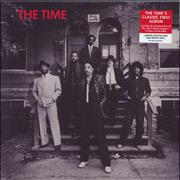Click here for more info about 'The Time - The Time - Red & White Vinyl - Sealed'