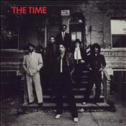 The Time The Time USA vinyl LP
