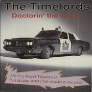 Click here for more info about 'The Timelords - Doctorin' The Tardis'