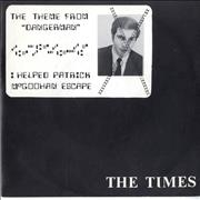 Click here for more info about 'The Times - I Helped Patrick McGoohan Escape'