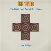 Click here for more info about 'The Times - Lundi Bleu'