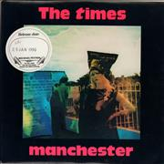 Click here for more info about 'The Times - Manchester + press release'