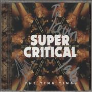 Click here for more info about 'Super Critical - Autographed'