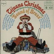 Click here for more info about 'The Torero Band - Tijuana Christmas - White P/S'
