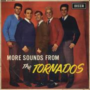 Click here for more info about 'The Tornados - More Sounds From The Tornados EP'
