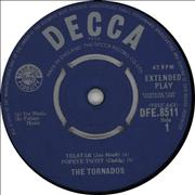 Click here for more info about 'The Tornados - Telstar'