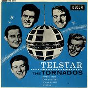 Click here for more info about 'The Tornados - Telstar EP'