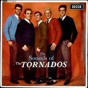 Click here for more info about 'The Tornados - The Sounds Of The Tornados EP'