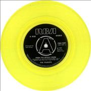 Click here for more info about 'The Tourists - From The Middle Room - Yellow Vinyl'