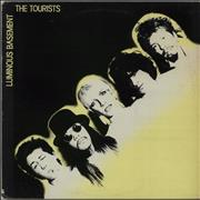 Click here for more info about 'The Tourists - Luminous Basement + Bonus Yellow Vinyl 7