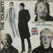 Click here for more info about 'The Tourists - So Good To Be Back Home - Pink Injection'