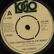 Click here for more info about 'The Tourists - The Loneliest Man In The World'