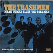 Click here for more info about 'The Trashmen - Mean Woman Blues / Big Boss Man - yellow vinyl'
