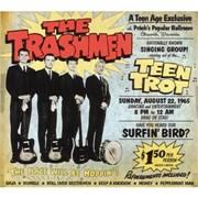 The Trashmen Teen Trot Japan CD album