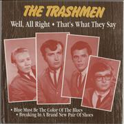 Click here for more info about 'The Trashmen - Well, All Right'