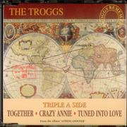 Click here for more info about 'The Troggs - Together / Crazy Annie / Tuned Into Love'