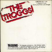 Click here for more info about 'The Troggs - Wild Thing - Double Pack Inc Troggs Tapes'