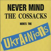 Click here for more info about 'The Ukrainians - Never Mind The Cossacks Here's The Ukrainians - Yellow - RSD'