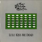 Click here for more info about 'The Ultimate Solution - Lulu Kiss Me Dead'