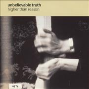 Click here for more info about 'The Unbelievable Truth - Higher Than Reason - Numbered Sleeve'