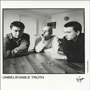 Click here for more info about 'The Unbelievable Truth - Publicity Photograph'