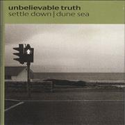 Click here for more info about 'The Unbelievable Truth - Settle Down'