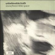 Click here for more info about 'The Unbelievable Truth - Stone / Finest Little Space'