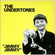 Click here for more info about 'The Undertones - Jimmy Jimmy - P/S'