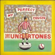 Click here for more info about 'The Undertones - My Perfect Cousin - P/S'
