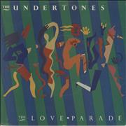 Click here for more info about 'The Undertones - The Love Parade - four prong'