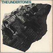 Click here for more info about 'The Undertones - The Undertones - 1st + Ticket Stub'