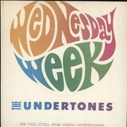 Click here for more info about 'The Undertones - Wednesday Week - Misprinted sleeve'